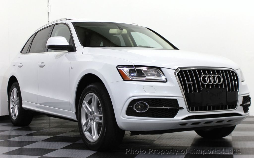 Used Audi Certified Quattro Awd S Line Suv Cam