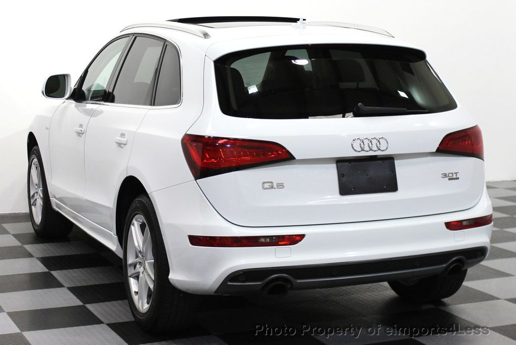 2013 used audi q5 certified q5 quattro awd s line suv. Black Bedroom Furniture Sets. Home Design Ideas