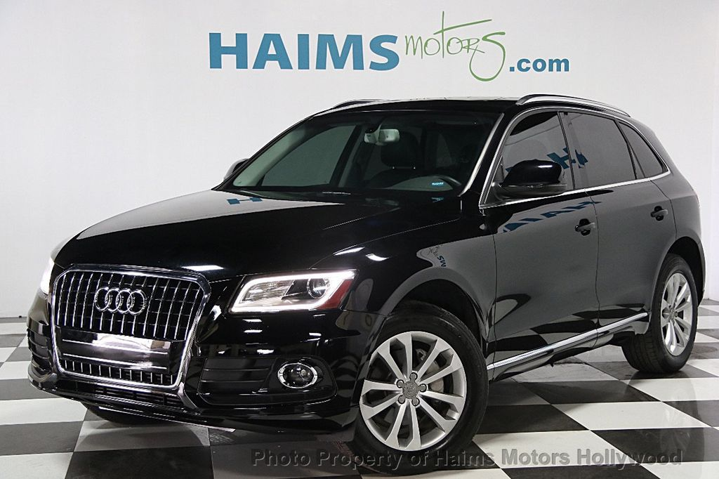2013 Audi Q5 2 0t Premium 0 60 >> 2013 Used Audi Q5 Quattro 4dr 2 0t Premium Plus At Haims Motors