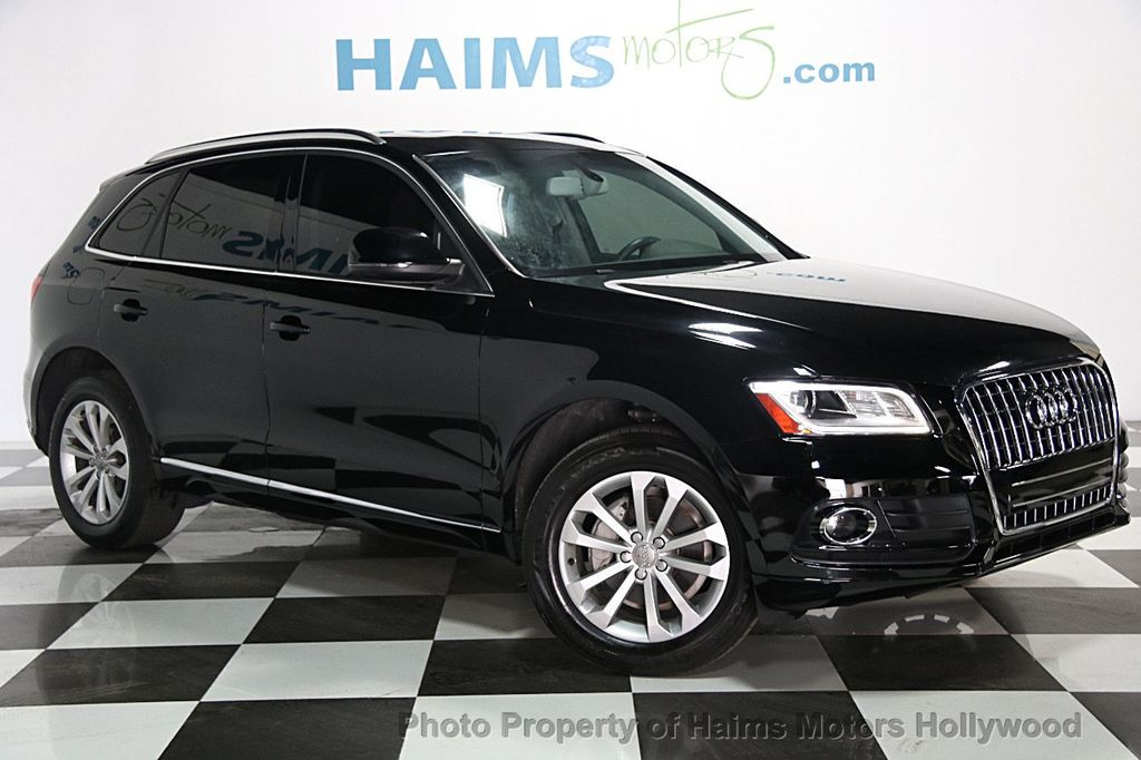 2013 used audi q5 quattro 4dr 2 0t premium plus at haims motors ft lauderdale serving lauderdale. Black Bedroom Furniture Sets. Home Design Ideas