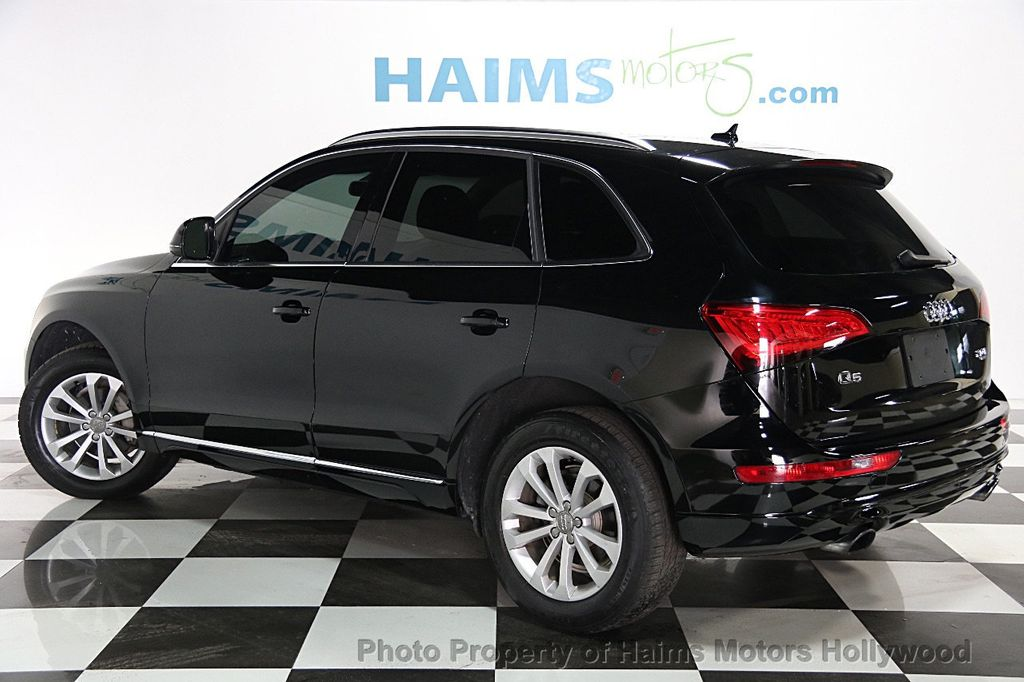 2013 used audi q5 quattro 4dr 2 0t premium plus at haims motors serving fort lauderdale. Black Bedroom Furniture Sets. Home Design Ideas