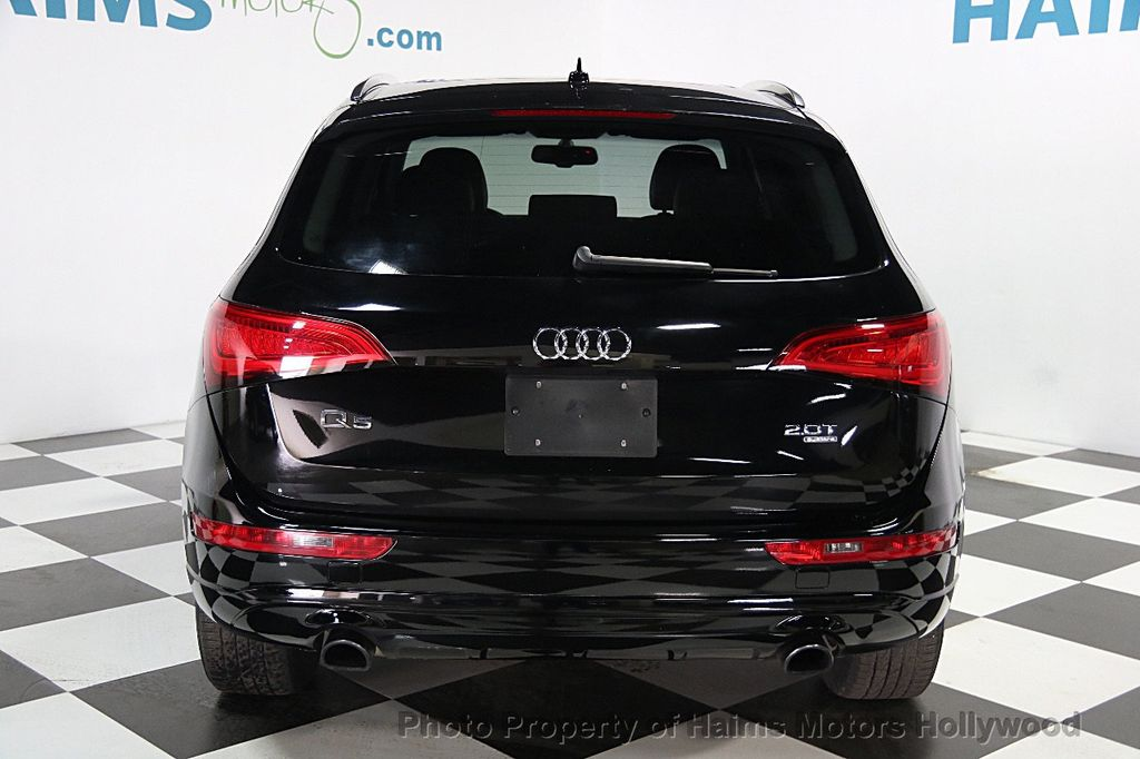 2013 Audi Q5 Review Edmunds >> 2013 Used Audi Q5 quattro 4dr 2.0T Premium Plus at Haims Motors Serving Fort Lauderdale ...