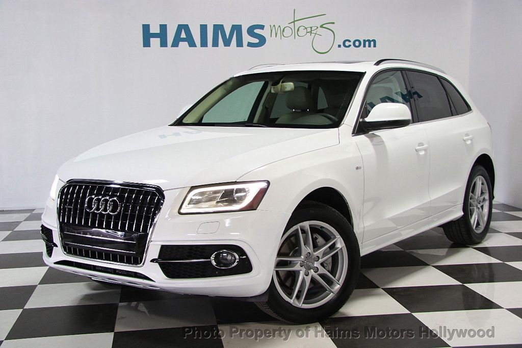 2013 Used Audi Q5 Quattro 4dr 3 0t Premium Plus At Haims