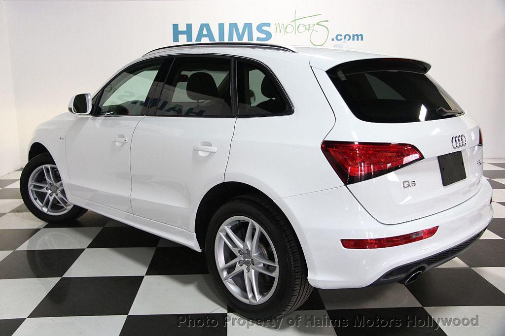 2013 Audi Q5 Review Edmunds >> 2013 Used Audi Q5 quattro 4dr 3.0T Premium Plus at Haims Motors Serving Fort Lauderdale ...