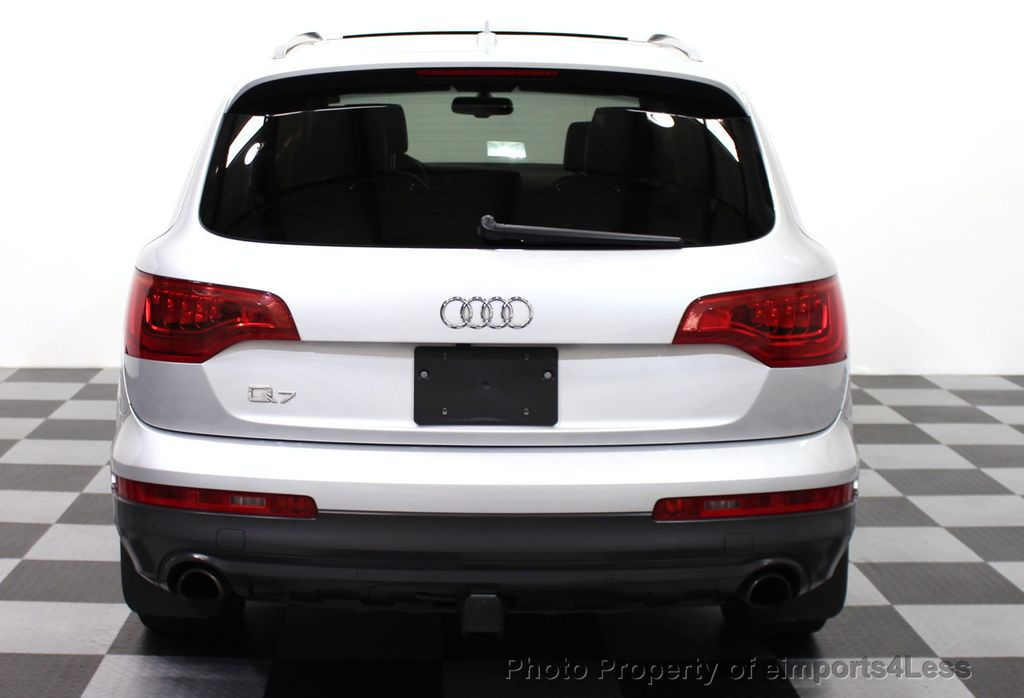 2013 used audi q7 certified q7 3 0t quattro premium plus awd camera navi at eimports4less. Black Bedroom Furniture Sets. Home Design Ideas