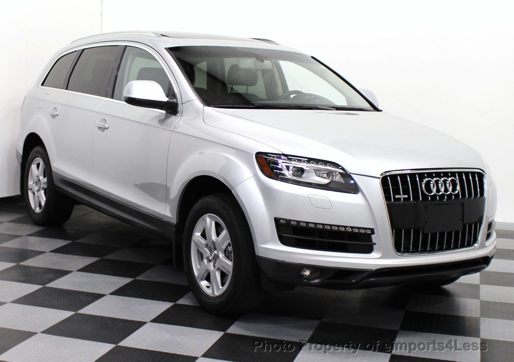 2013 used audi q7 certified q7 3 0t quattro premium plus. Black Bedroom Furniture Sets. Home Design Ideas