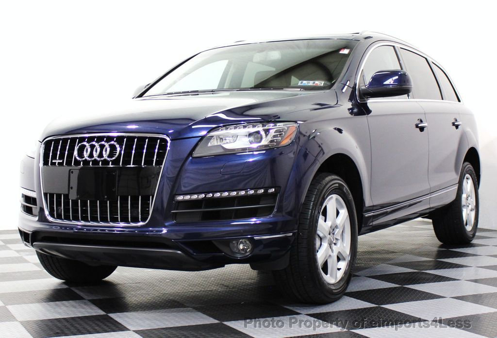 2013 used audi q7 certified q7 quattro premium plus. Black Bedroom Furniture Sets. Home Design Ideas