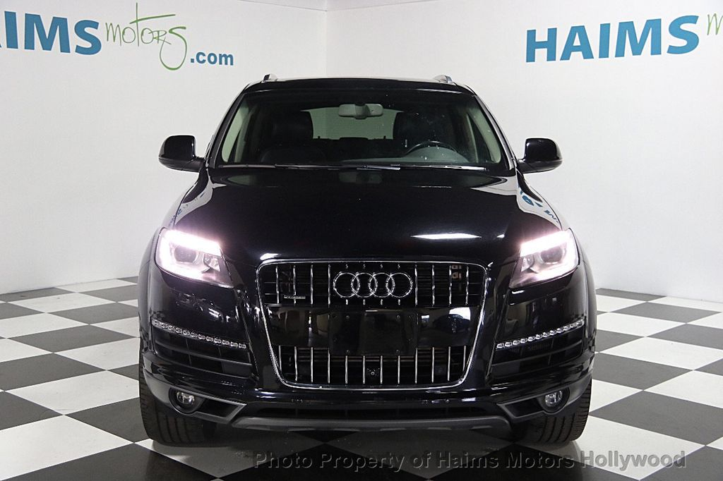 2013 used audi q7 quattro 4dr 3 0t premium plus at haims. Black Bedroom Furniture Sets. Home Design Ideas