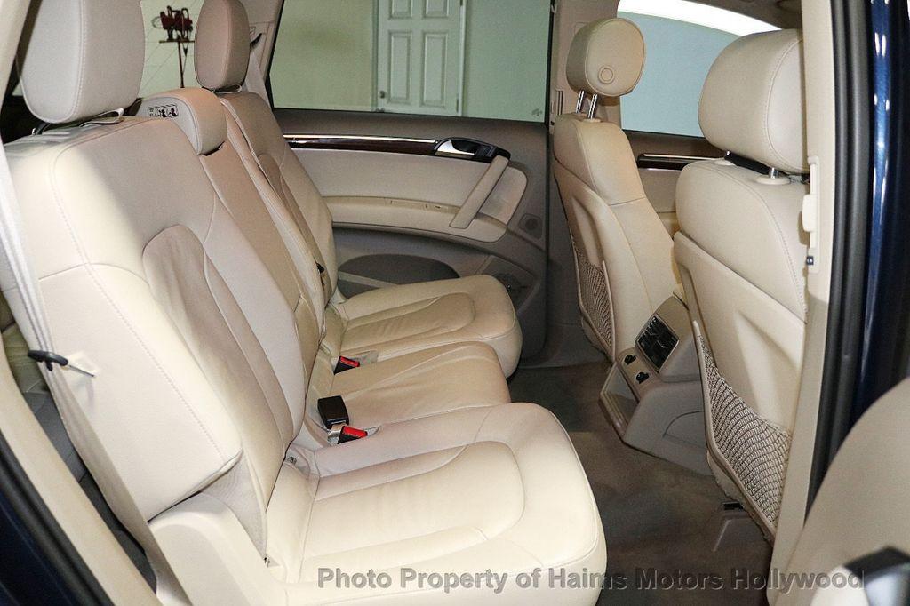 2013 Audi Q7 quattro 4dr 3.0T Premium Plus - 18398988 - 15