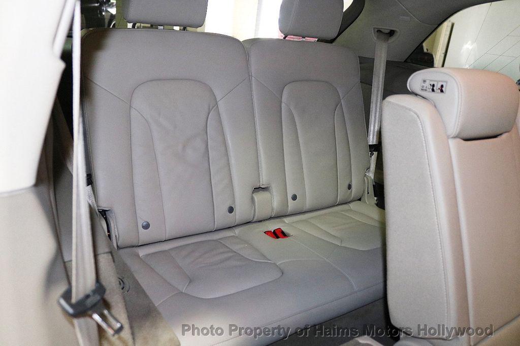 2013 Audi Q7 quattro 4dr 3.0T Premium Plus - 18398988 - 16