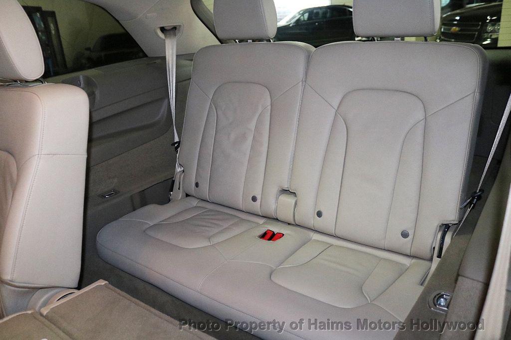 2013 Audi Q7 quattro 4dr 3.0T Premium Plus - 18398988 - 18