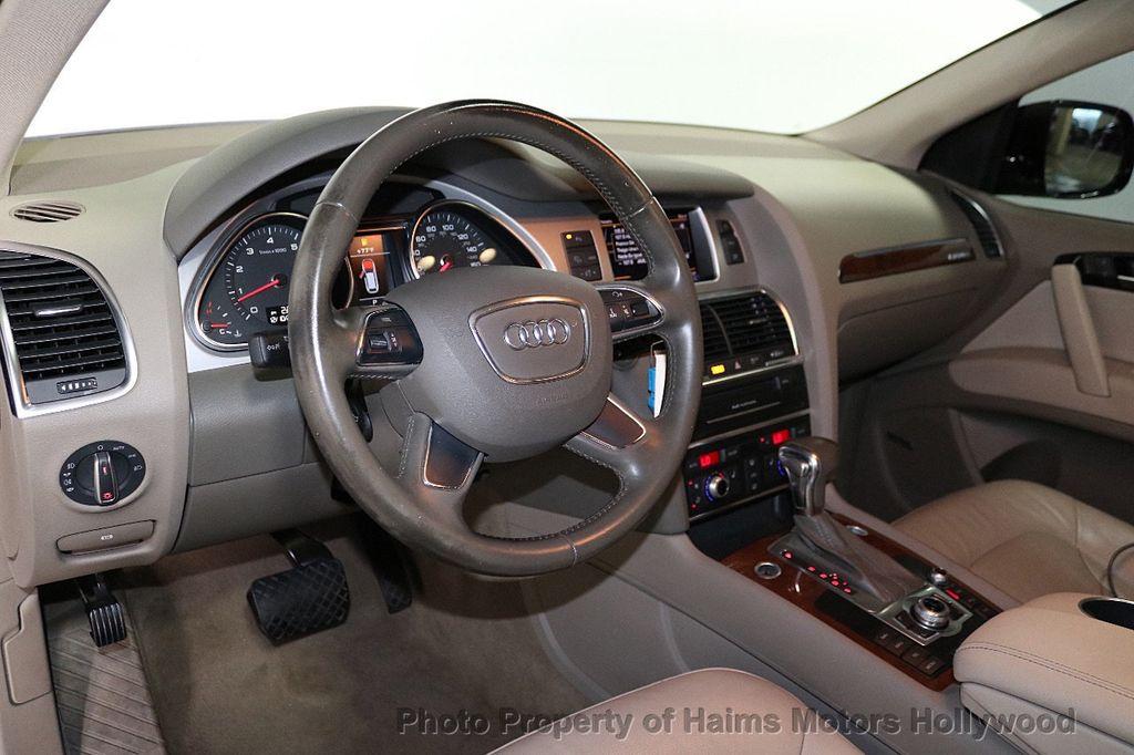 2013 Audi Q7 quattro 4dr 3.0T Premium Plus - 18398988 - 21