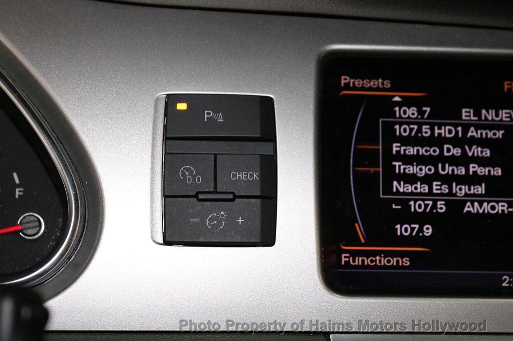 2013 Audi Q7 quattro 4dr 3.0T Premium Plus - 18398988 - 23