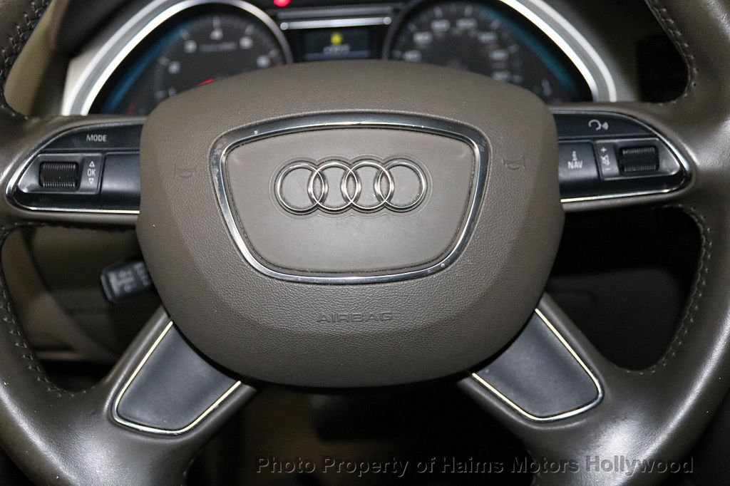 2013 Audi Q7 quattro 4dr 3.0T Premium Plus - 18398988 - 29