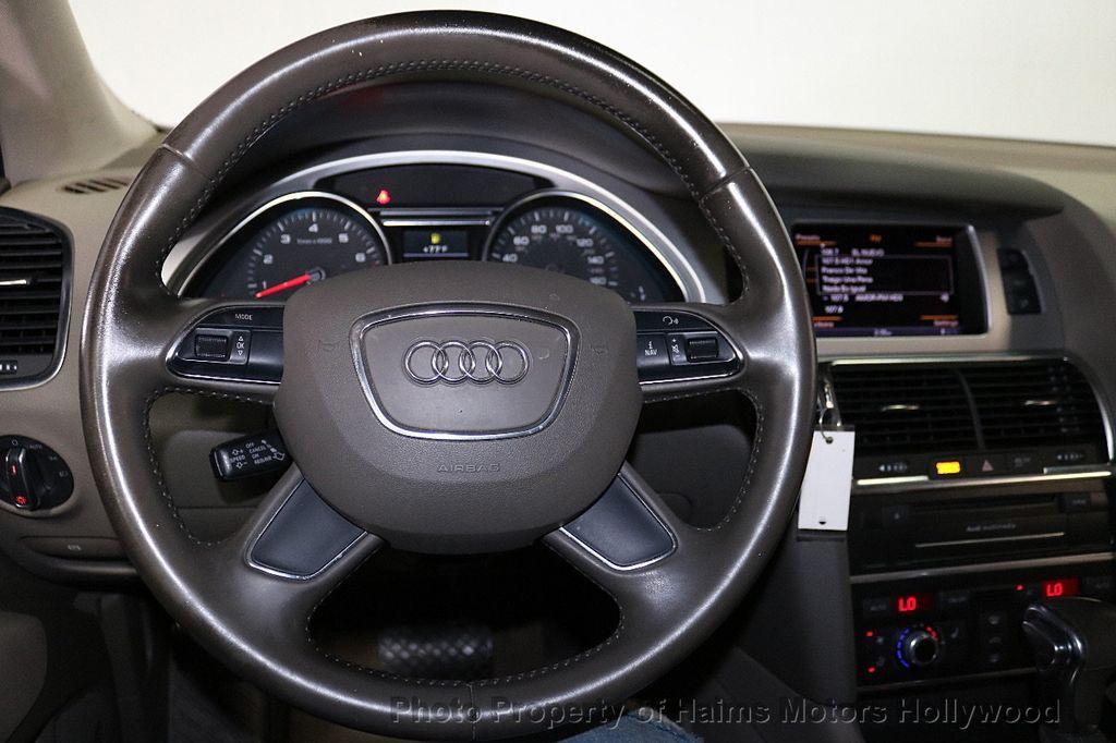 2013 Audi Q7 quattro 4dr 3.0T Premium Plus - 18398988 - 30