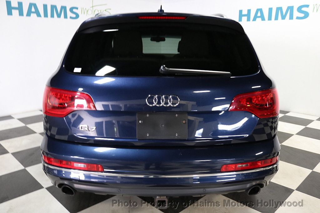 2013 Audi Q7 quattro 4dr 3.0T Premium Plus - 18398988 - 5