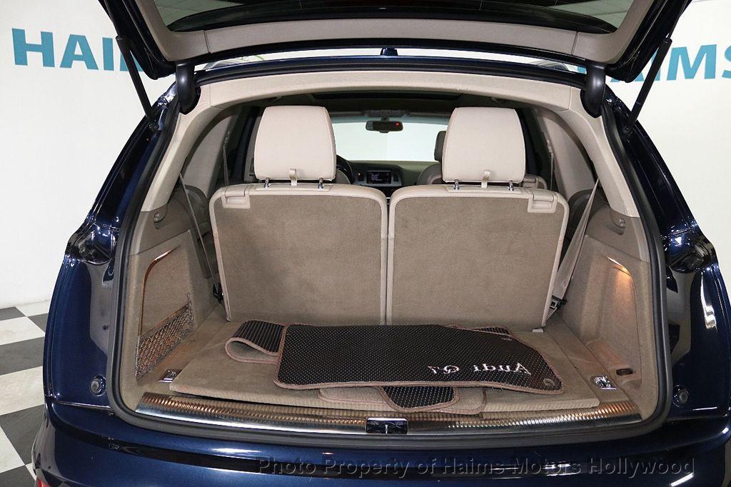 2013 Audi Q7 quattro 4dr 3.0T Premium Plus - 18398988 - 8