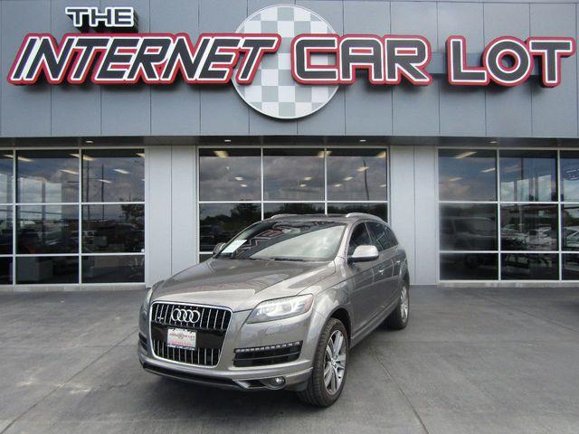 2013 Used Audi Q7 quattro 4dr 3 0T Premium Plus at The Internet Car Lot  Serving Omaha, NE, IID 17813036