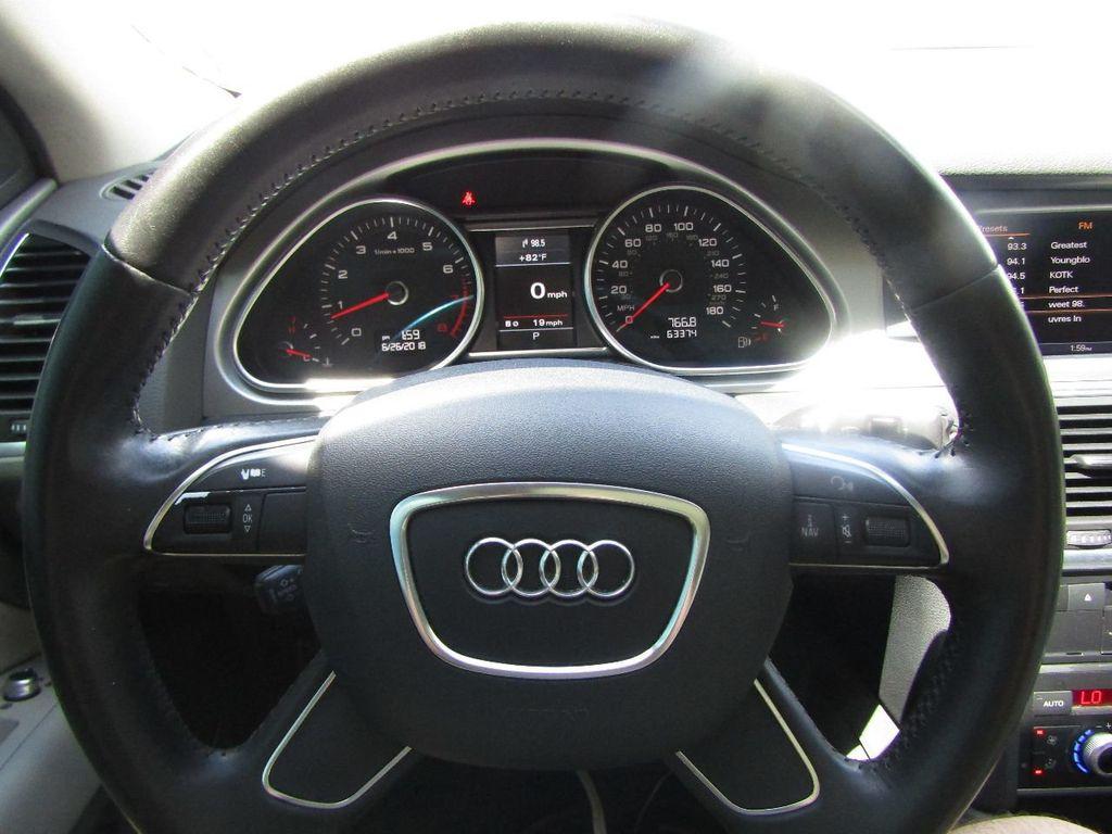 2013 Audi Q7 quattro 4dr 3.0T Premium Plus - 17813036 - 15