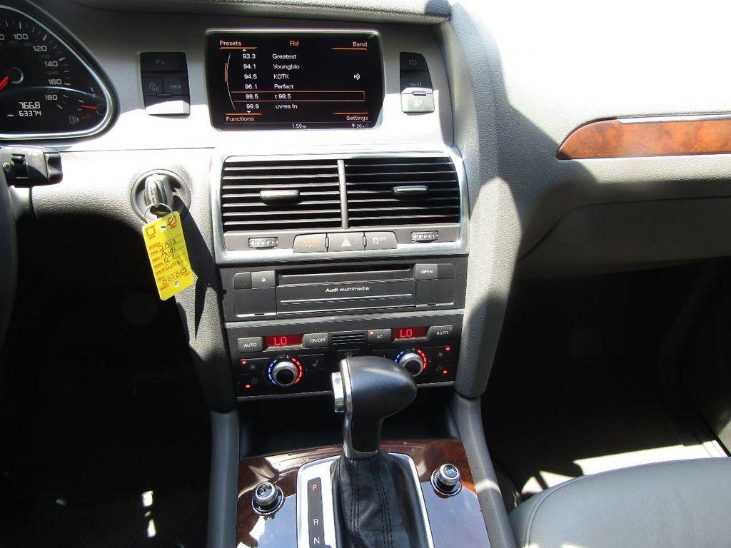 2013 Audi Q7 quattro 4dr 3.0T Premium Plus - 17813036 - 17