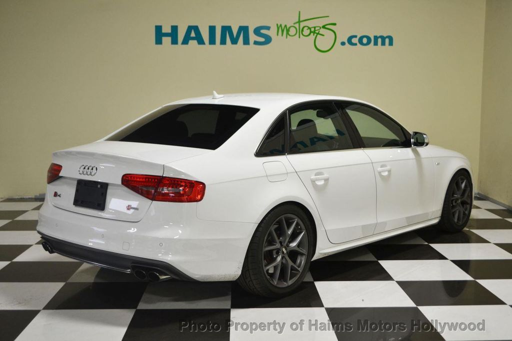 Used Audi S Dr Sedan S Tronic Premium Plus At Haims Motors - Used audi s4
