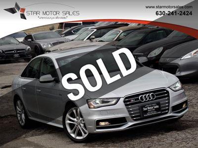 2013 Audi S4 4dr Sedan S Tronic Premium Plus