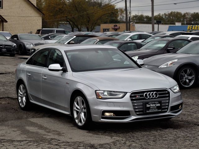 2013 Audi S4 4dr Sedan S Tronic Premium Plus - Click to see full-size photo viewer