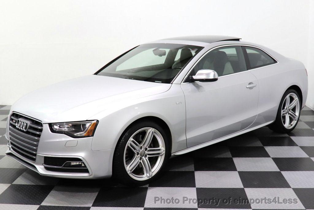 2013 Audi S5 CERTIFIED S5 3.0t QUATTRO AWD PREMIUM PLUS CAM NAV - 18448594 - 14