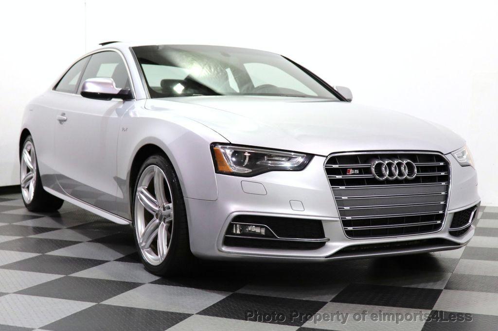 2013 Audi S5 CERTIFIED S5 3.0t QUATTRO AWD PREMIUM PLUS CAM NAV - 18448594 - 15
