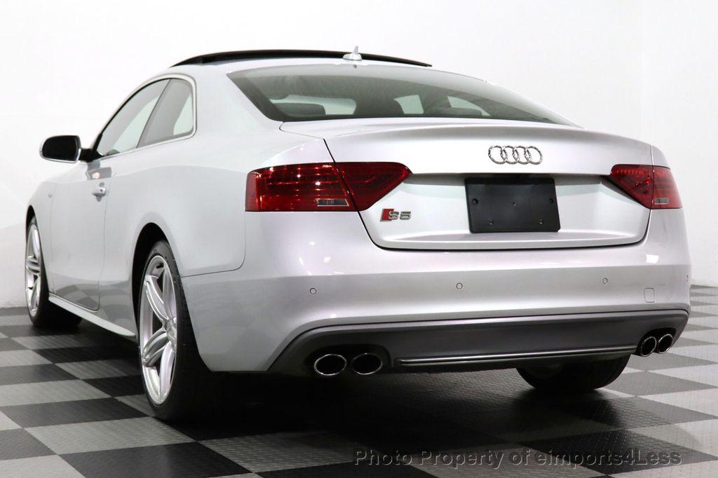 2013 Audi S5 CERTIFIED S5 3.0t QUATTRO AWD PREMIUM PLUS CAM NAV - 18448594 - 16