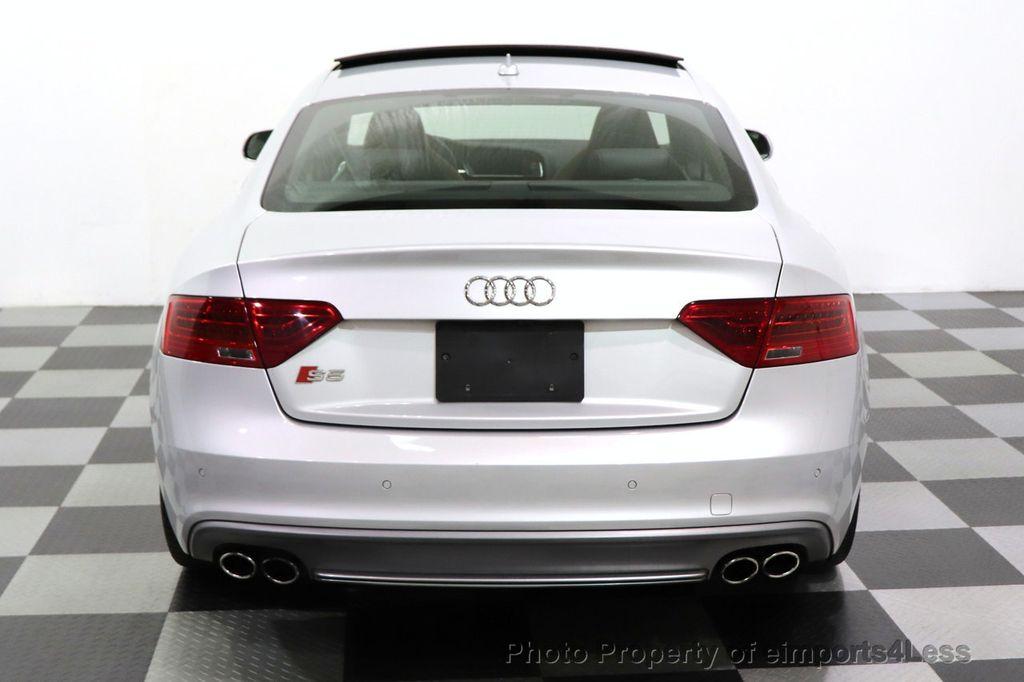 2013 Audi S5 CERTIFIED S5 3.0t QUATTRO AWD PREMIUM PLUS CAM NAV - 18448594 - 17