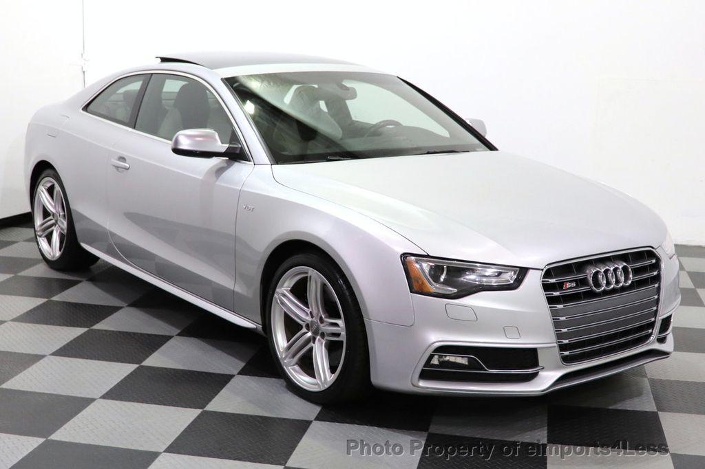 2013 Audi S5 CERTIFIED S5 3.0t QUATTRO AWD PREMIUM PLUS CAM NAV - 18448594 - 1