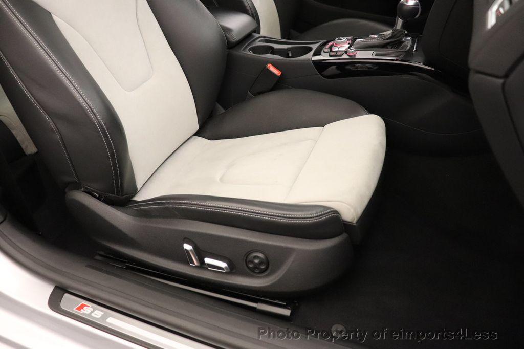 2013 Audi S5 CERTIFIED S5 3.0t QUATTRO AWD PREMIUM PLUS CAM NAV - 18448594 - 24