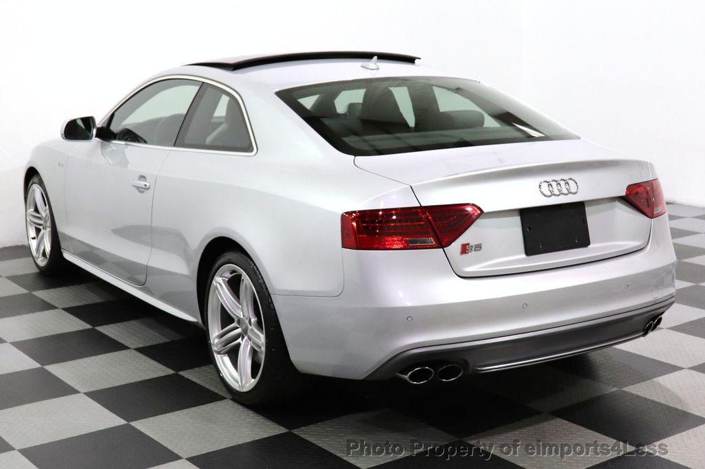 2013 Audi S5 CERTIFIED S5 3.0t QUATTRO AWD PREMIUM PLUS CAM NAV - 18448594 - 2