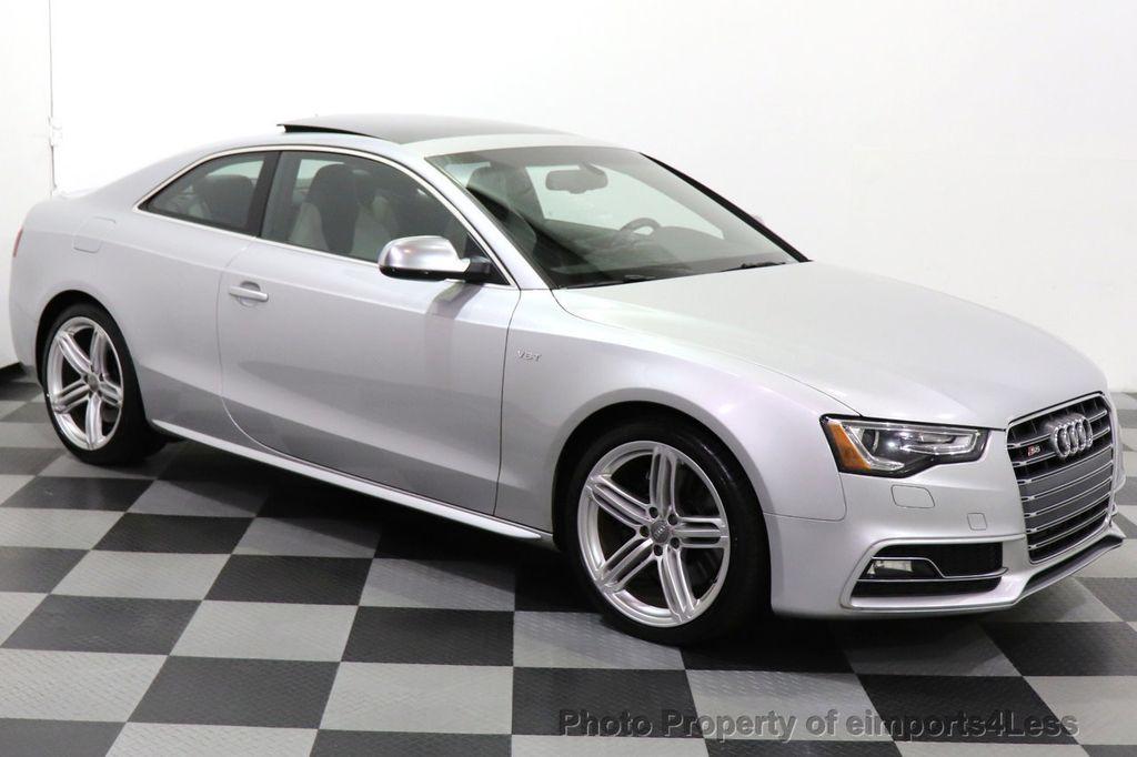 2013 Audi S5 CERTIFIED S5 3.0t QUATTRO AWD PREMIUM PLUS CAM NAV - 18448594 - 29