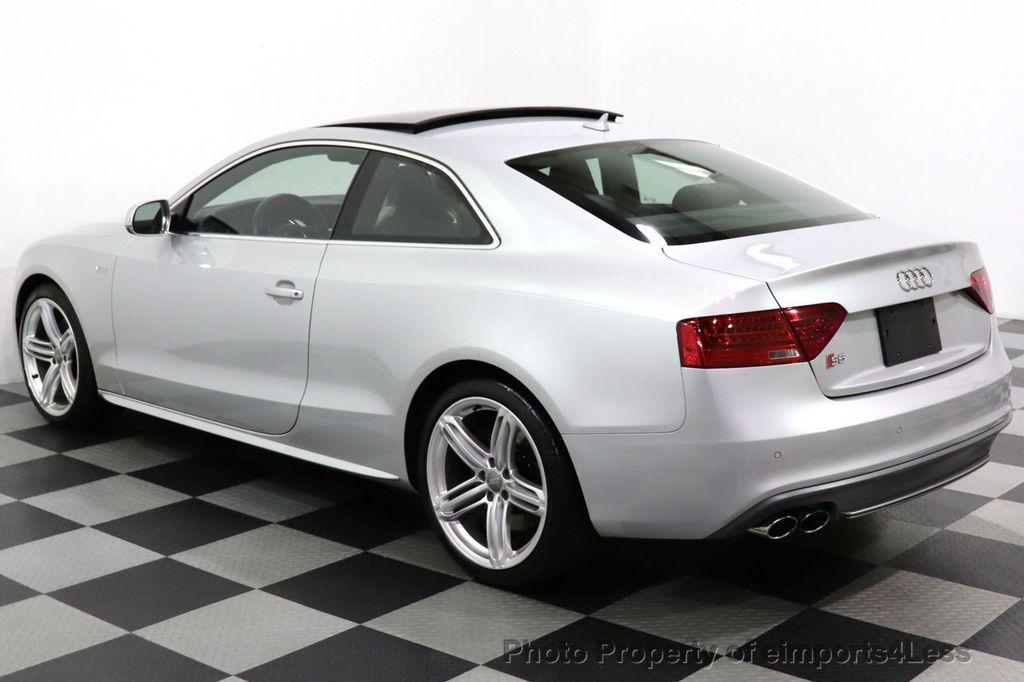 2013 Audi S5 CERTIFIED S5 3.0t QUATTRO AWD PREMIUM PLUS CAM NAV - 18448594 - 30
