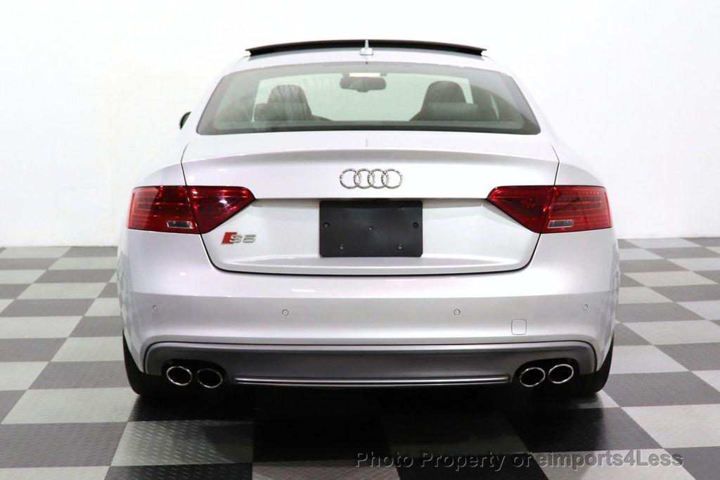 2013 Audi S5 CERTIFIED S5 3.0t QUATTRO AWD PREMIUM PLUS CAM NAV - 18448594 - 31