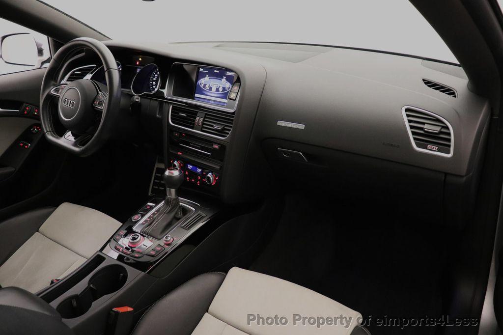 2013 Audi S5 CERTIFIED S5 3.0t QUATTRO AWD PREMIUM PLUS CAM NAV - 18448594 - 35