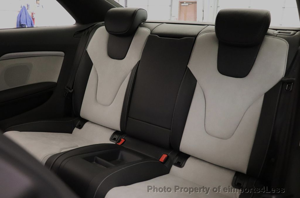 2013 Audi S5 CERTIFIED S5 3.0t QUATTRO AWD PREMIUM PLUS CAM NAV - 18448594 - 36