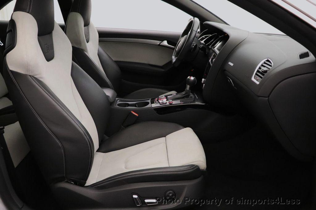 2013 Audi S5 CERTIFIED S5 3.0t QUATTRO AWD PREMIUM PLUS CAM NAV - 18448594 - 39