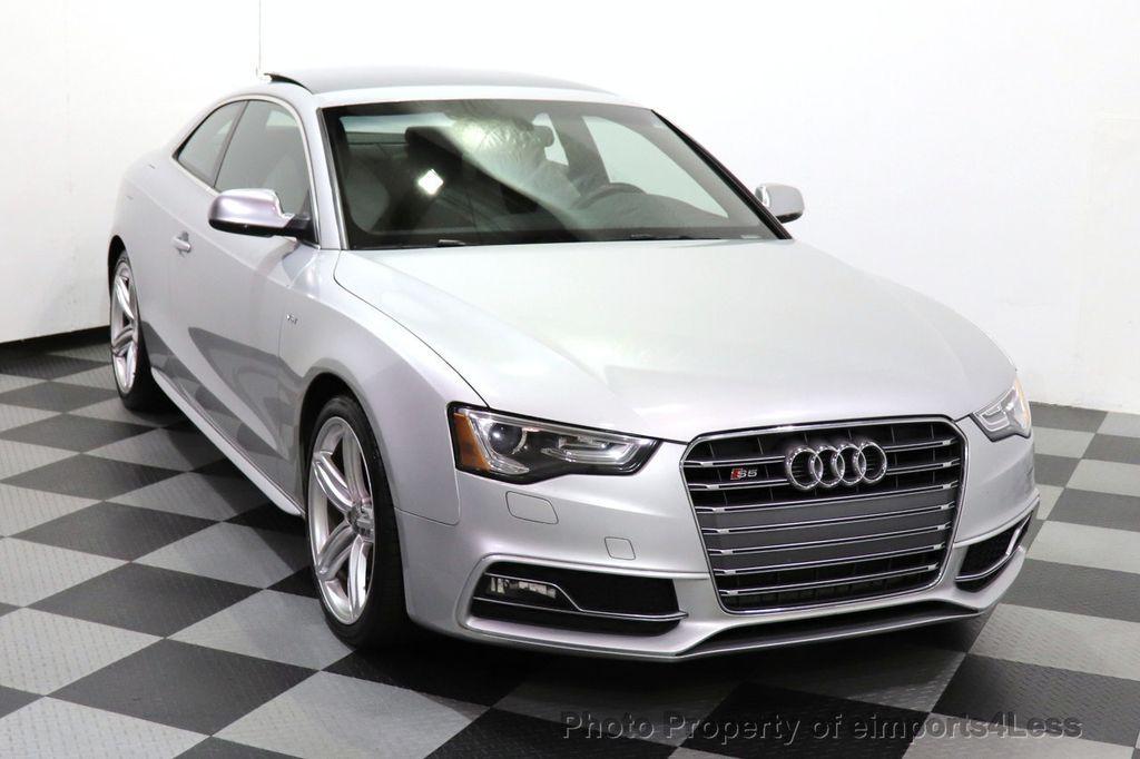 2013 Audi S5 CERTIFIED S5 3.0t QUATTRO AWD PREMIUM PLUS CAM NAV - 18448594 - 45