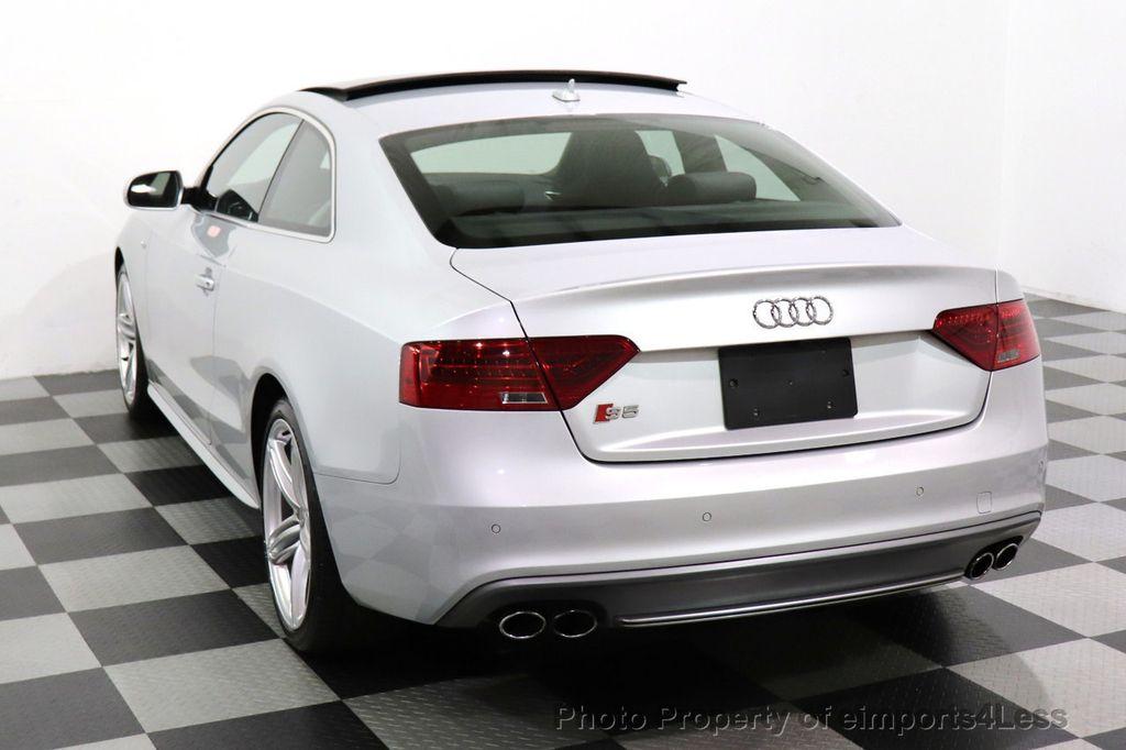 2013 Audi S5 CERTIFIED S5 3.0t QUATTRO AWD PREMIUM PLUS CAM NAV - 18448594 - 46