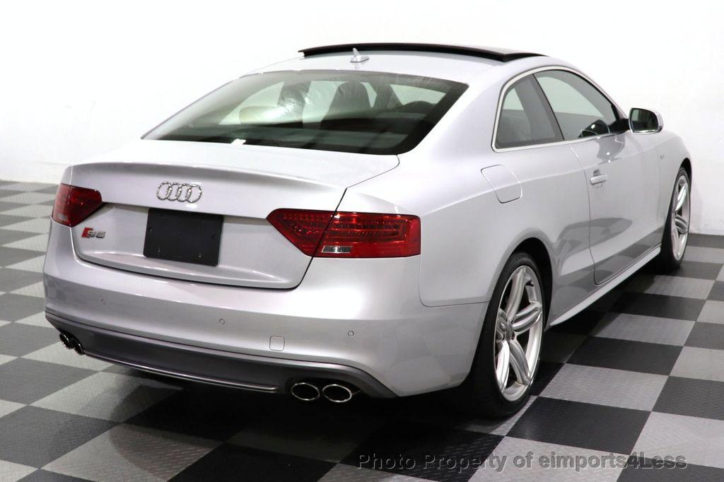 2013 Audi S5 CERTIFIED S5 3.0t QUATTRO AWD PREMIUM PLUS CAM NAV - 18448594 - 47