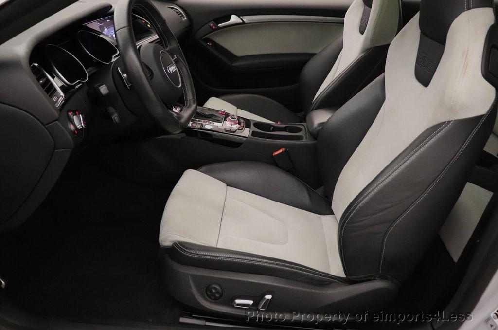 2013 Audi S5 CERTIFIED S5 3.0t QUATTRO AWD PREMIUM PLUS CAM NAV - 18448594 - 48