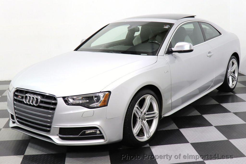 2013 Audi S5 CERTIFIED S5 3.0t QUATTRO AWD PREMIUM PLUS CAM NAV - 18448594 - 52