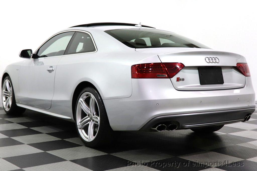2013 Audi S5 CERTIFIED S5 3.0t QUATTRO AWD PREMIUM PLUS CAM NAV - 18448594 - 53