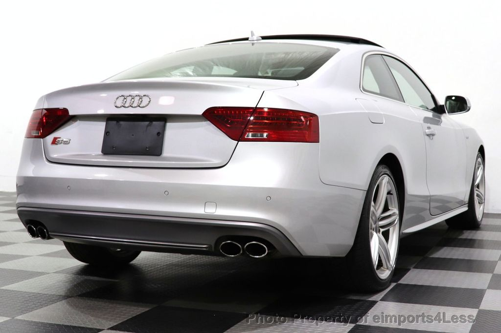 2013 Audi S5 CERTIFIED S5 3.0t QUATTRO AWD PREMIUM PLUS CAM NAV - 18448594 - 54