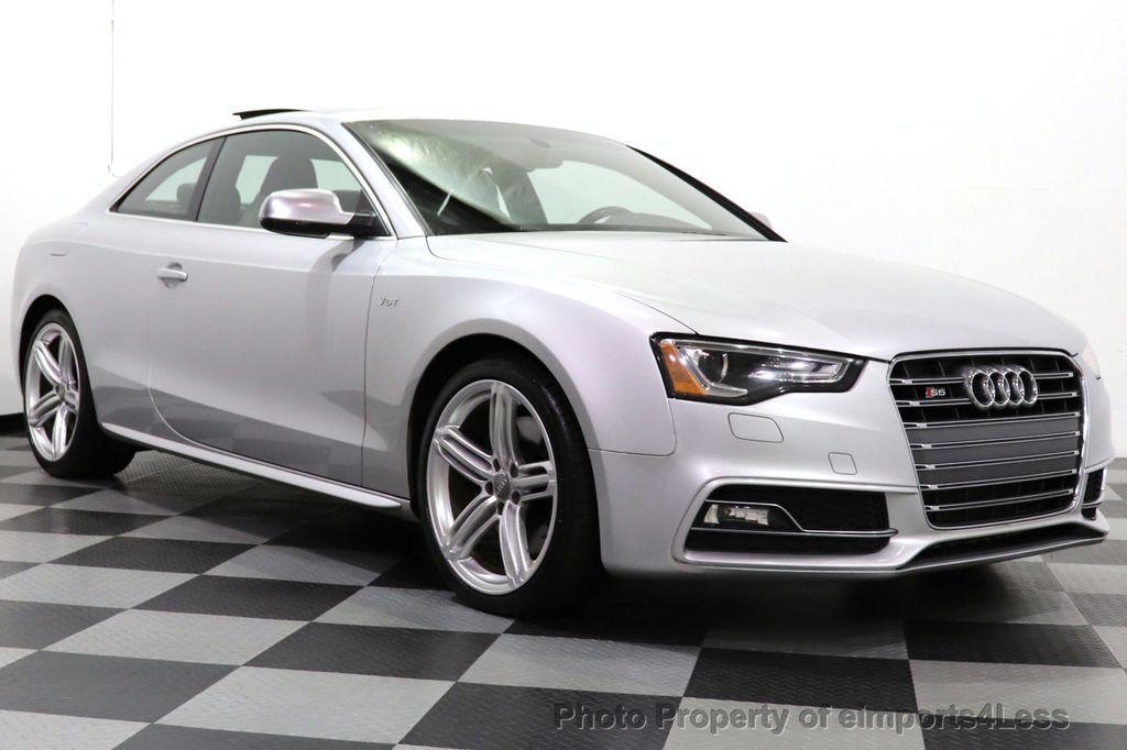 2013 Audi S5 CERTIFIED S5 3.0t QUATTRO AWD PREMIUM PLUS CAM NAV - 18448594 - 55