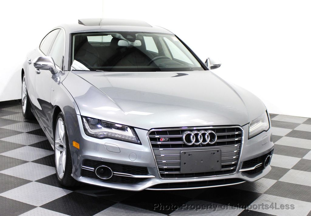 2013 used audi s7 certified s7 quattro prestige innovation audio navi at eimports4less. Black Bedroom Furniture Sets. Home Design Ideas