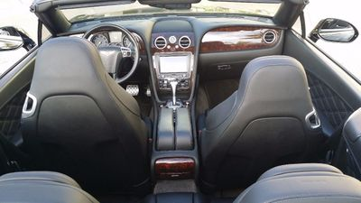 2013 Bentley Continental GT 12 Cylinder Continental GT Mulliner Edition - Click to see full-size photo viewer